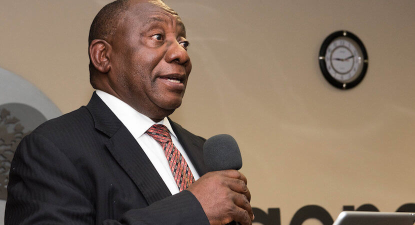 Media's political affiliations vital in assessing Ramaphosa's affair – Herbst