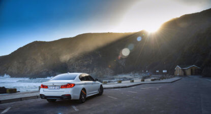 BMW 5 Series – More business, less athlete
