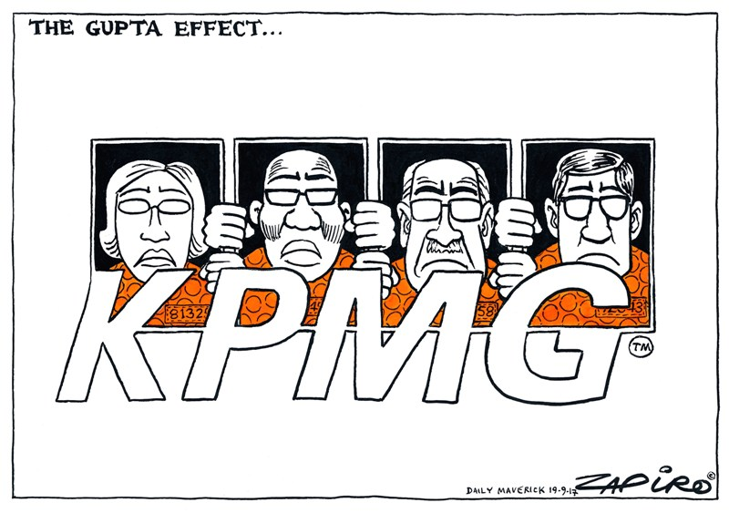 Can KPMG recover from the Gupta curse? Assessing the state