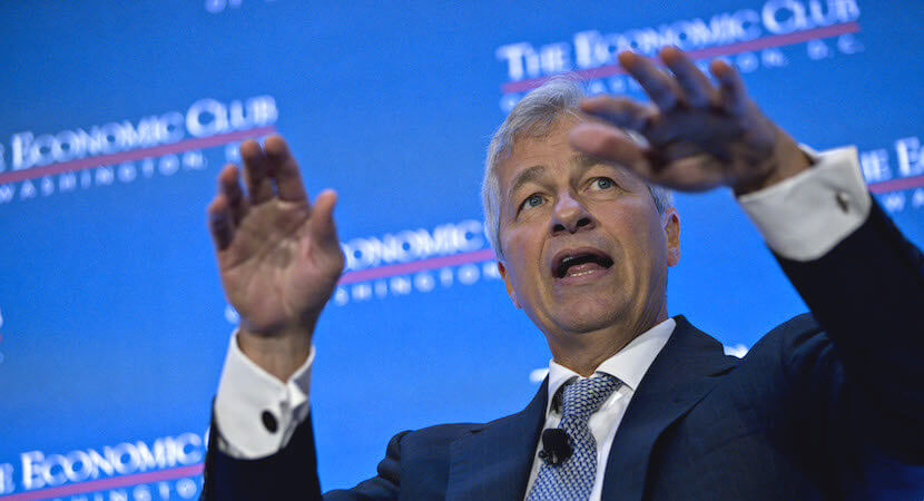 JPMorgan CEO: Bitcoin is a 'fraud' and 'worse than tulip bulbs'