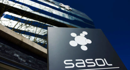 Sasol sees full year profit falling as much as 11 percent on R16bn of charges
