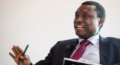 Ben Kruger steps down as Standard Bank joint CEO. Tshabalala now group CE.