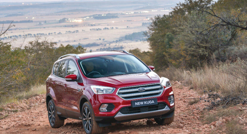 New Ford Kuga launched, offers new tech and great value