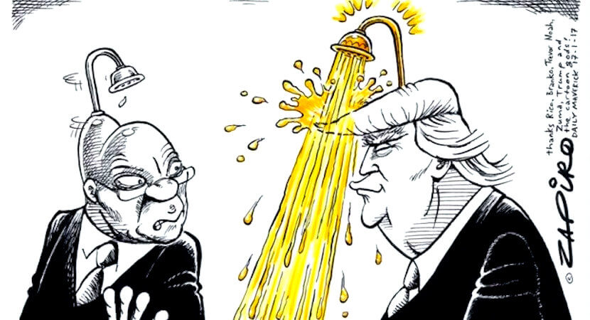 From Trump to Zuma, Paul Whelan asks 'is democracy doomed'?