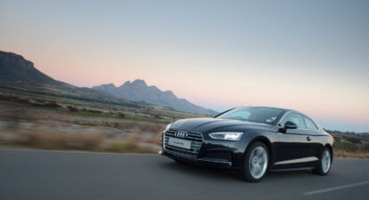 Audi A5 2.0 TDI: All about the looks