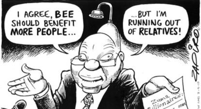 Crowdsourced #GuptaLeaks: BEE scorecards don't matter when you're puppeteers
