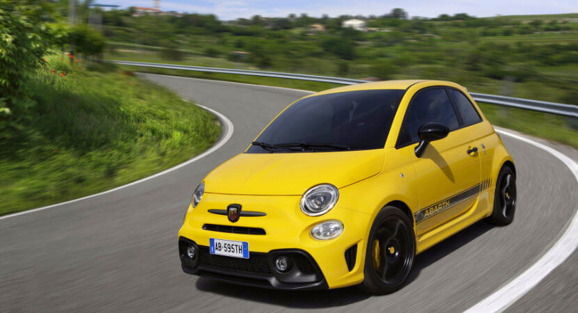 Fiat goes Abarth 595 – A 500 tailpipe full of chillies