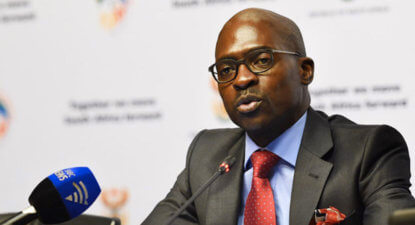 Time to sell family silver? Gaping budget hole a potential headache for Gigaba