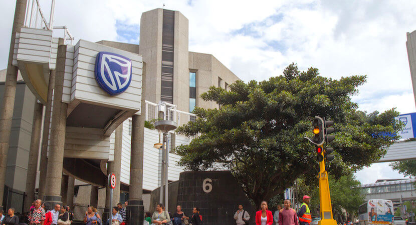 'Let's start tsunami of protest against Standard Bank to drop Gupta-cursed KPMG': Barry Tyson