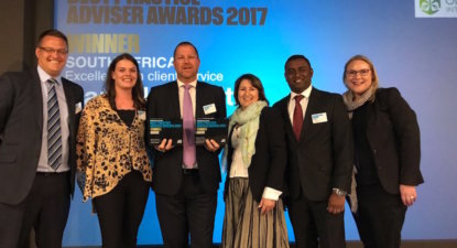 Carrick Wealth excels at International Adviser Best Practice Adviser Awards