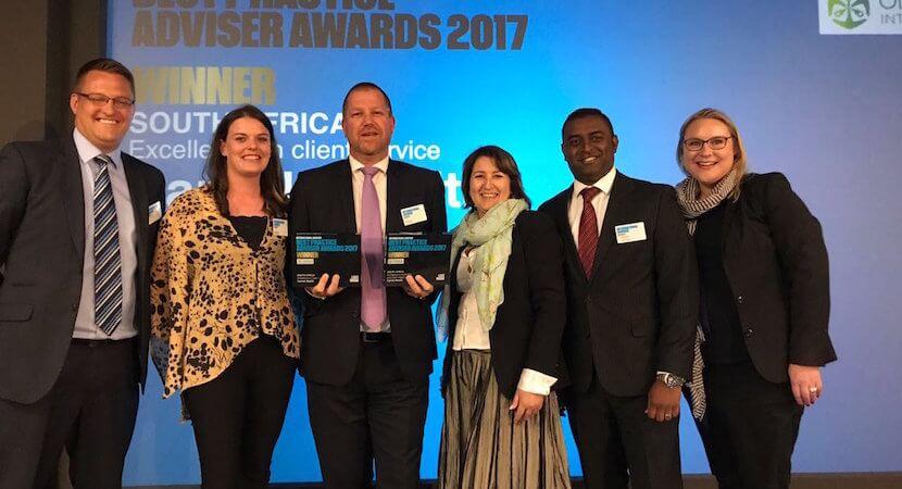Carrick Wealth excels at International Adviser Best Practice Adviser Awards