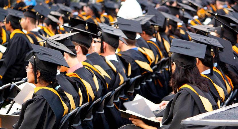 Hire a grad – street corner classifieds