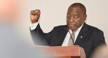 Mailbox: Here's why Ramaphosa must not let Zuma get off lightly