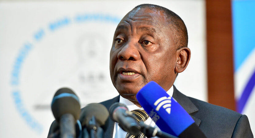 Ramaphosa: My New Deal for SA – and 10-point action plan for jobs, growth, transformation