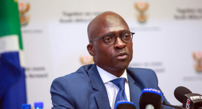Mr Gigaba, fancy designer suits are no substitute for financial skills – Errol Horwitz
