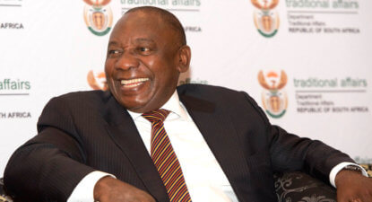 ANC leadership race: Ramaphosa ahead by a nose – analysts