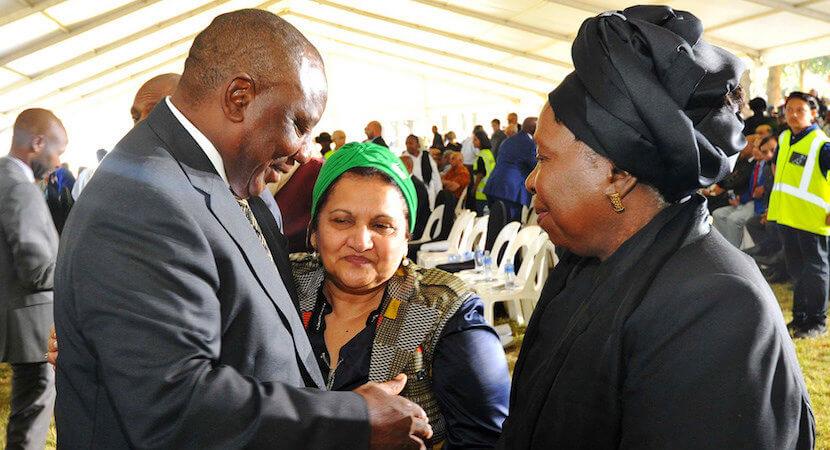 Dlamini-Zuma or Ramaphosa? South Africa grinds to halt as officials await clarity on new leader