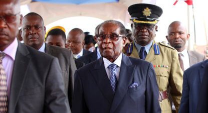 Inside Zimbabwe: Making sense of the military move to depose Robert Mugabe