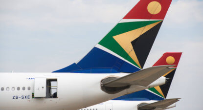 SAA's miraculous flight continues as the thieves thrive on