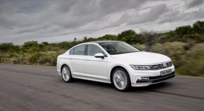 VW Passat: Last of a dying breed