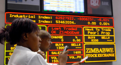 How world sees Zimbabwe: Wild-west stocks, bitcoin trade tell story of what's coming next
