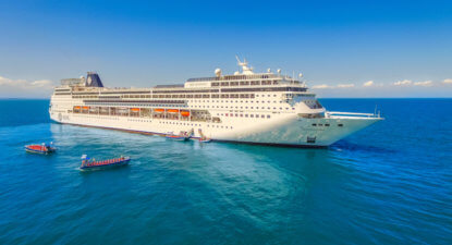 Holiday cruise beckons for SA tourists