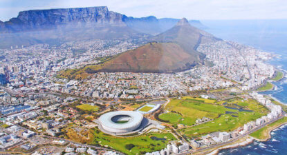 Cape Town CBD: Africa's next property investment hot spot – global wealth report