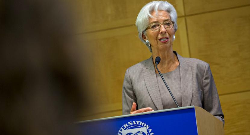 Lagarde, IMF