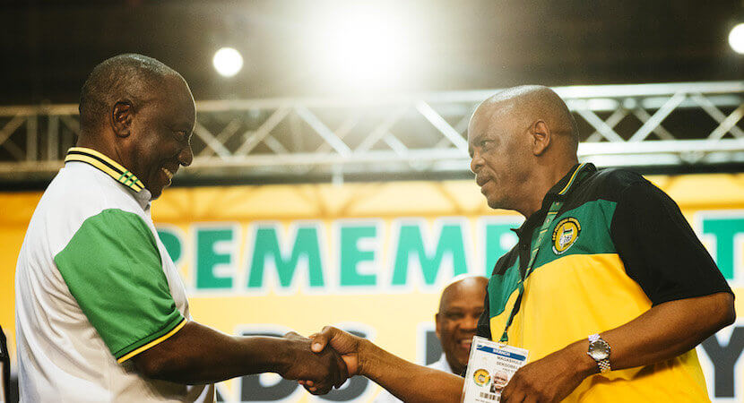 Cornered Ace Magashule 'denies' Zuma-plot to oust Ramaphosa