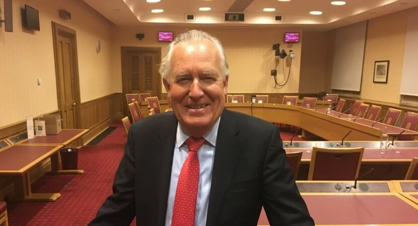 Meet Peter Hain: The British Lord obsessed with exposing Zupta corruption