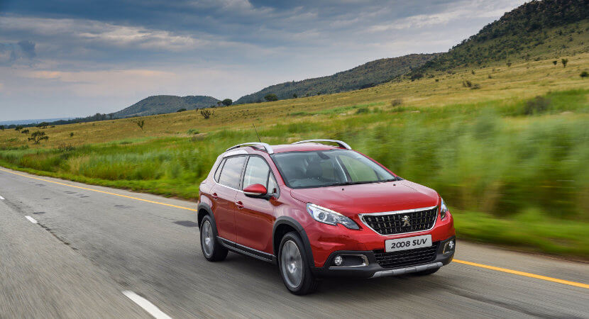 Peugeot 2008: A quirky alternative