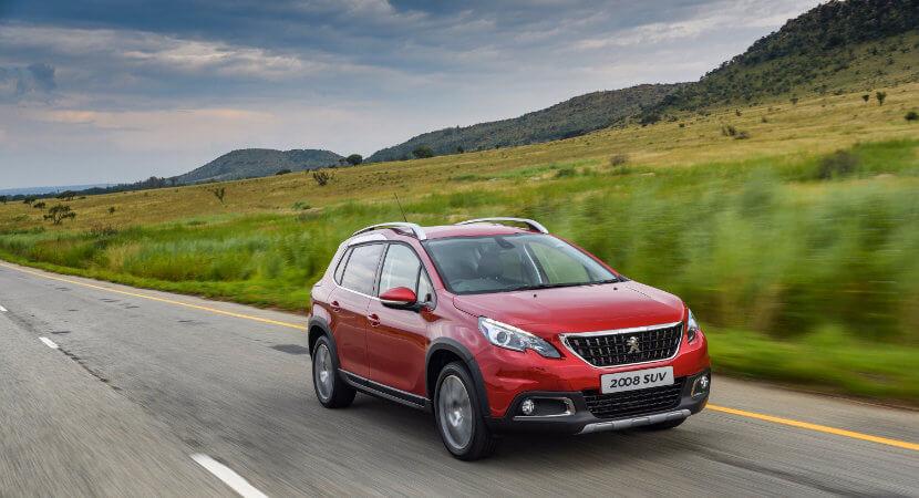 Peugeot 2008: A quirky alternative
