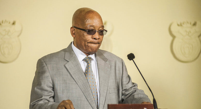 Richard Calland: The corrupt 'must be quaking in their boots' now Zuma is gone