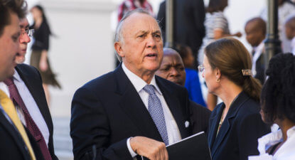 Exposed! Christo Wiese in rhino killing scandal