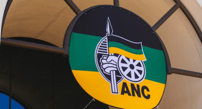 The ANC oak needs healthy new nourishment to flourish