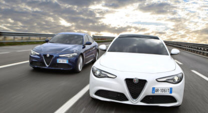 Alfa Romeo Giulia: can it compete with the Germans?