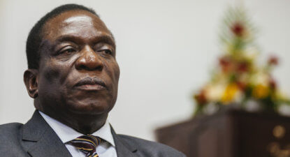Revealed! New Zimbabwe president unveils bold plans to kickstart economy
