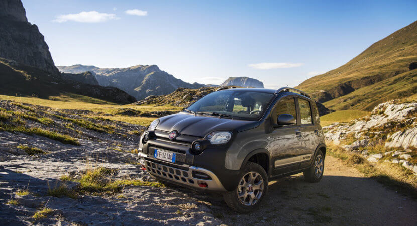 Fiat Panda: the city car in touch with the times