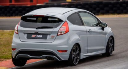 Ford Fiesta ST200: Sacrificing practicality in the name of fun
