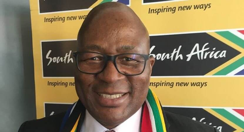 Dr Kingsley Makhubela: SA's fresh breeze blowing strongly in Davos