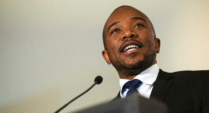 Cape Town drought crisis: Why Maimane has risked crossing state, party lines