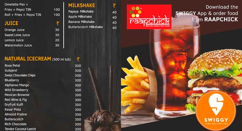Swiggy, fast foods, India
