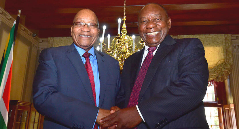 Zuma's final hours: Ex-journo reveals plan for state of emergency, army deployment