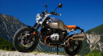 BMW R nineT Scrambler: Attention to detail few can match