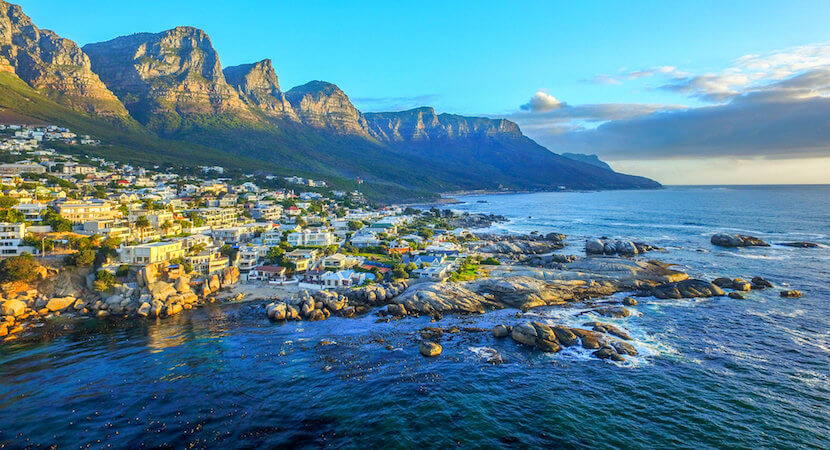Global lessons in desalination for a thirsty Mother City
