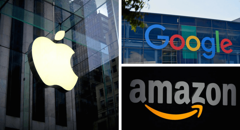 If you haven't invested in Apple, Amazon, Alphabet, you're missing out!