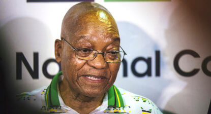Tolerating the Zuma albatross – expert weighs the party damage