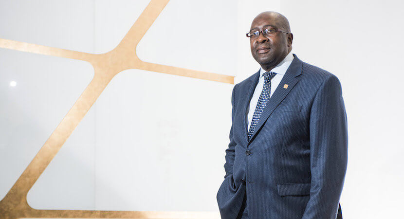 Nene ditches blue lights, those German SUVs in first address as new finmin