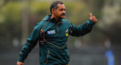 A new job for Peter de Villiers, but his anger towards SA Rugby still lingers