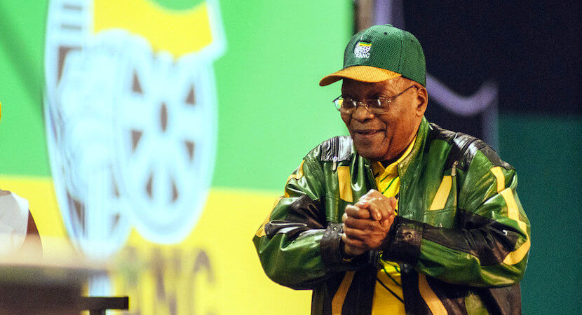 Why Jacob Zuma believes he's blameless – it's a mental condition